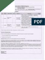 Adv for Deputation Post 28-2-19