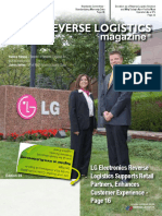 LG Reverse Logistics Magazine