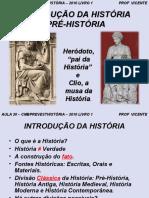 Introdução à História - slides