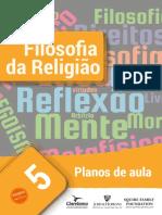 Planos de Aula - Filosofia - Filosofia Da Religião