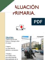 5 Evaluacion Primaria Trauma