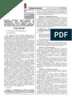 DECRETO SUPREMO Nº 148-2019-PCM (Peruweek.pe)