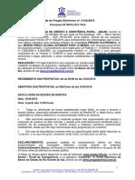Edital Licitação Rs