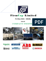 Firmcop Engineering Profile