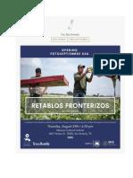 Mexican Cultural Institute - Opening Retablos Fronterizos