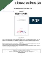 MANUAL REU 157BR