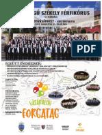 Program Fuzet - 100 Tagu Eloadasra - 2019.Aug.31