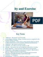 09. Activity and Exercise-1
