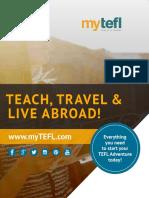 MyTEFL Brochure