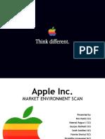 Apple PEST analysis