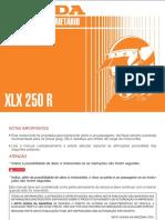 Manual XLX