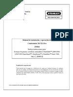 Manual de Instalación y Operación Del Controlador MC521 Pro Ver. C, 10-05-12