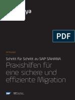 Whitepaper Panaya How to Migrate to SAP S4HANA