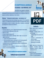 Web Esquema Certificación Op Montacargas - Gas Propano