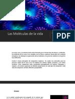 Las Moléculas de La Vida (1)