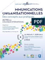 communications organisationnelles