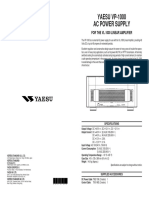 Vp1000 User Manual