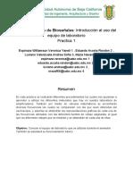 Amplificadores de Bioseñales_ Introducción al uso del equipo de laboratorio