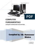 Computer Fundamentals and Learnings - Book