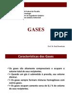 4 Aula - Gases