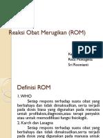 PPT REAKSI OBAT MERUGIKAN    (ROM).pptx
