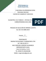 Proceso Sena Cartagena Papeleria