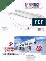 De Busduct Catalogue V2018-001