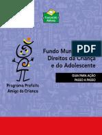 Fundo Municipal Guia Para Acao Passo a Passo