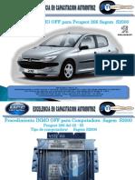 Inmo Off Peugeot 206 Ecu Sagem s2000