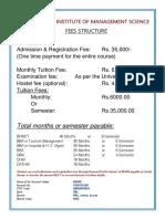 FEES card 2018-19 (1)