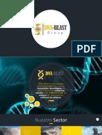 DNA Blast DNA Connect