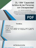 PONENCIA CAPACIDAD JURIDICA