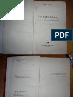 Bourdieu Pierre - Las Reglas Del Arte