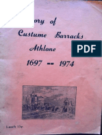 The Story of Custume Barracks Athlone 1667-1974