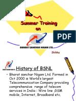 Seminar on Gsm 34