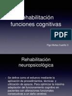 rehabilitacion funciones cognitivas