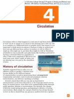"""""""Circulation"""" Chapter from Key Concepts Textbook"""