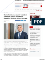 Marius Perşinaru - Viitorul Este Agil - BusinessMagazin