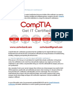 What is the value of CompTIA Network+ Certification