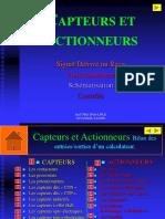 Capteurs Et Actionneurs