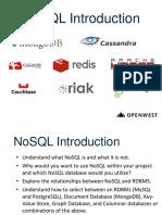 NoSQL_OpenWest_2017