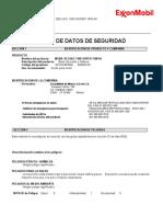 HOJA DE SEGURIDAD MOBIL DELVAC 1300 SUPER 15W-40