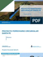 Proyecto Circunvalar Santa Fe - LP 15-19