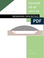 Memorial Descritivo Biodigestor