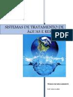 Apostila Sistema de Tratamento de Águas e Resíduos