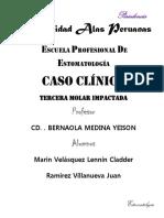 86414269 Historia Clinica Caso Clinico Periodoncia