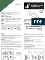 m800 Manual