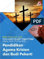 2. Modul Penyusunan Soal HOTS PA Kristen