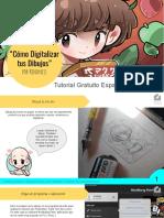 Cómo dijitalisar dibujos
