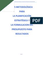 Guia Metodológica Planificacion y Ppto (1)